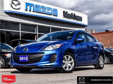 2012 Mazda Mazda3 GX (Stk: G190782A) in Markham - Image 1 of 21