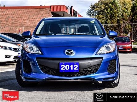 2012 Mazda Mazda3 GX (Stk: G190782A) in Markham - Image 2 of 21