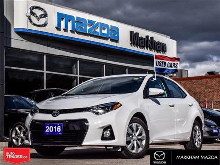 2016 Toyota Corolla  (Stk: D5190767A) in Markham - Image 1 of 27