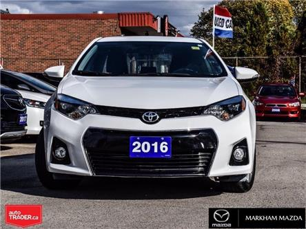 2016 Toyota Corolla  (Stk: D5190767A) in Markham - Image 2 of 27