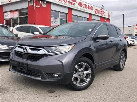 2018 Honda CR-V EX (Stk: 58288A) in Scarborough - Image 1 of 22