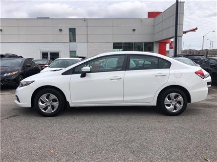 2015 Honda Civic LX (Stk: 58981A) in Scarborough - Image 2 of 20