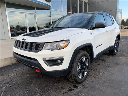 2018 Jeep Compass Trailhawk (Stk: 22096) in Pembroke - Image 2 of 10