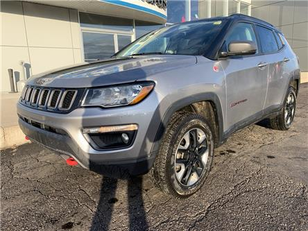 2018 Jeep Compass Trailhawk (Stk: 22100) in Pembroke - Image 2 of 9