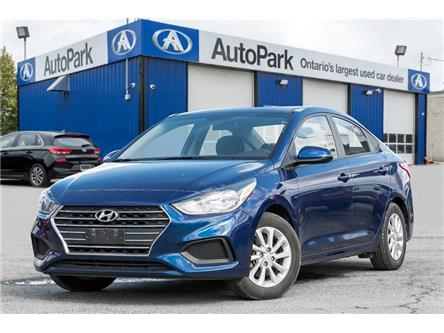 2018 Hyundai Accent GL (Stk: 18-05323R) in Georgetown - Image 1 of 18