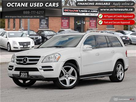 2011 Mercedes-Benz GL-Class Base (Stk: ) in Scarborough - Image 1 of 24