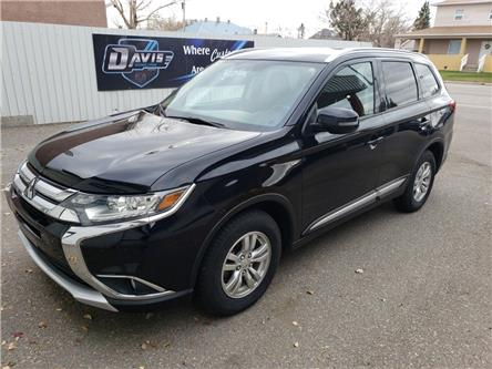 2017 Mitsubishi Outlander SE (Stk: 16019) in Fort Macleod - Image 1 of 17