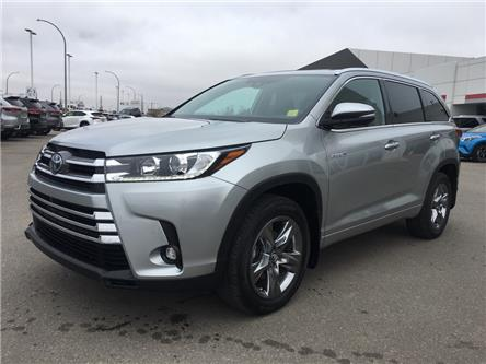 2019 Toyota Highlander Hybrid Limited (Stk: 193691) in Regina - Image 1 of 25