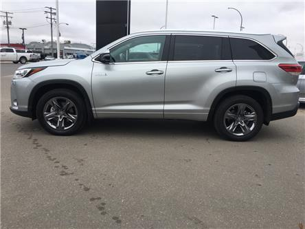 2019 Toyota Highlander Hybrid Limited (Stk: 193691) in Regina - Image 2 of 25