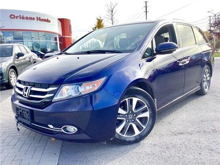 2016 Honda Odyssey Touring (Stk: P0898) in Orléans - Image 1 of 26