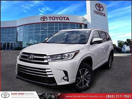 2019 Toyota Highlander XLE (Stk: 27812) in Ottawa - Image 1 of 25
