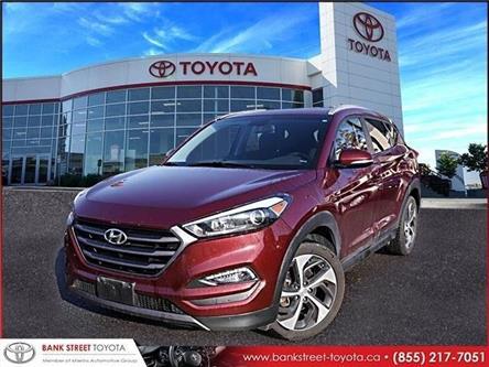 2016 Hyundai Tucson  (Stk: 27824A) in Ottawa - Image 1 of 25