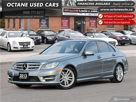 2013 Mercedes-Benz C-Class Base (Stk: ) in Scarborough - Image 1 of 21