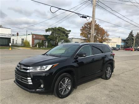 2018 Toyota Highlander XLE (Stk: 6541) in Etobicoke - Image 1 of 18