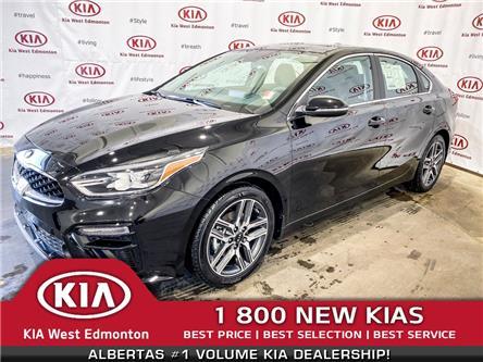 2020 Kia Forte EX Premium (Stk: 22020) in Edmonton - Image 1 of 35