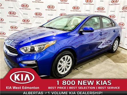 2020 Kia Forte LX (Stk: 21885) in Edmonton - Image 1 of 33