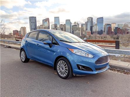 2014 Ford Fiesta Titanium (Stk: NT3009) in Calgary - Image 1 of 24