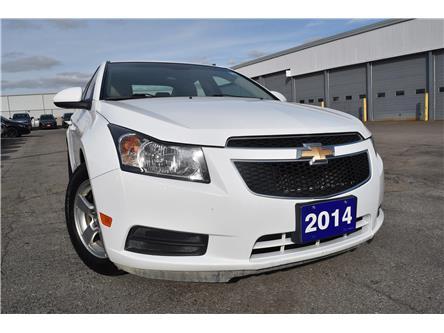 2014 Chevrolet Cruze 2LT (Stk: 93718) in St. Thomas - Image 1 of 30