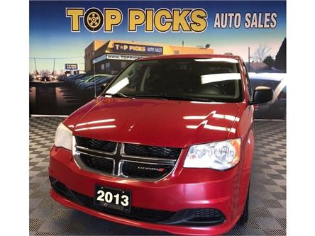 2013 Dodge Grand Caravan SE/SXT (Stk: 741419) in NORTH BAY - Image 1 of 24