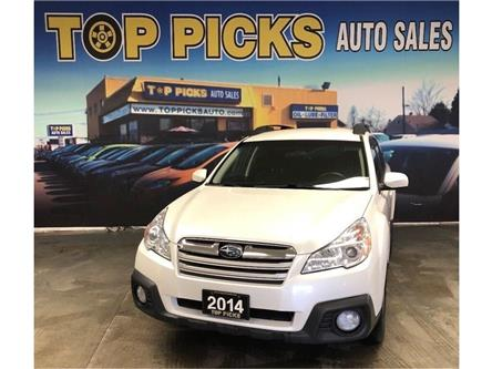 2014 Subaru Outback 2.5i Premium (Stk: 231417) in NORTH BAY - Image 1 of 25