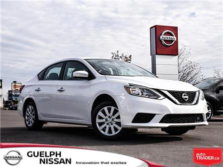 2019 Nissan Sentra  (Stk: N20392) in Guelph - Image 1 of 26