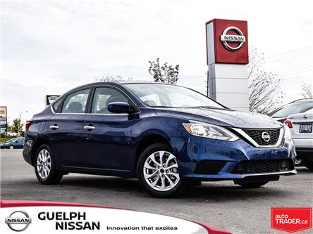 2019 Nissan Sentra  (Stk: N20391) in Guelph - Image 1 of 25