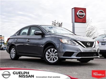 2019 Nissan Sentra  (Stk: N20393) in Guelph - Image 1 of 28