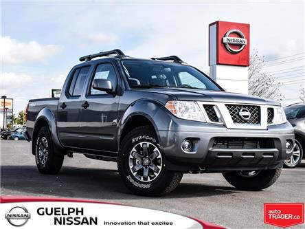 2019 Nissan Frontier PRO-4X (Stk: N20387) in Guelph - Image 1 of 28