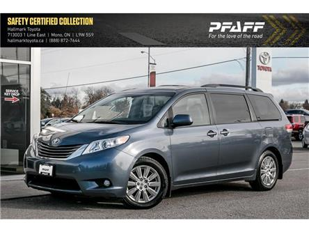 2014 Toyota Sienna XLE 7-pass V6 6A (Stk: H20120A) in Orangeville - Image 1 of 22