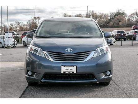 2014 Toyota Sienna XLE 7-pass V6 6A (Stk: H20120A) in Orangeville - Image 2 of 22