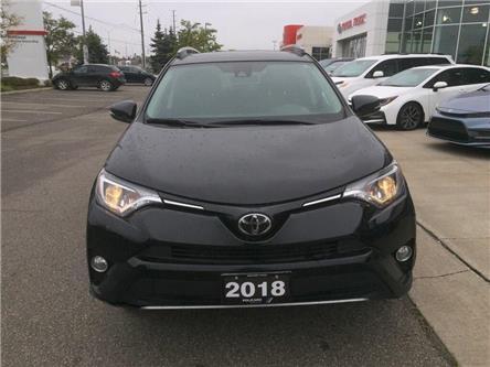 2018 Toyota RAV4 XLE (Stk: 703267T) in Brampton - Image 2 of 17