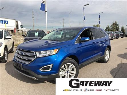 2018 Ford Edge SEL|/PANO-ROOF|LEATHER|NAVIGATION| (Stk: PW18244B) in BRAMPTON - Image 1 of 21