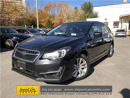 2015 Subaru Impreza 2.0i Touring Package (Stk: 282560) in Ottawa - Image 1 of 23