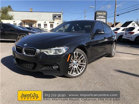 2016 BMW 340i xDrive (Stk: 702924) in Ottawa - Image 1 of 26