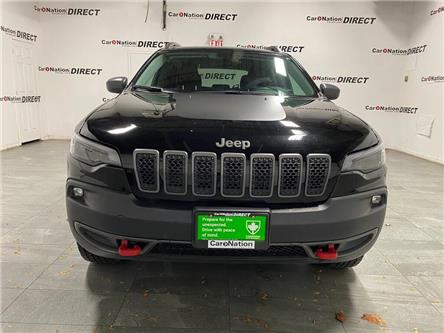 2019 Jeep Cherokee Trailhawk (Stk: DRD2855) in Burlington - Image 2 of 39