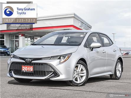 2019 Toyota Corolla Hatchback Base (Stk: U9192) in Ottawa - Image 1 of 30