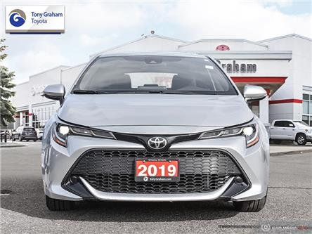 2019 Toyota Corolla Hatchback Base (Stk: U9192) in Ottawa - Image 2 of 29