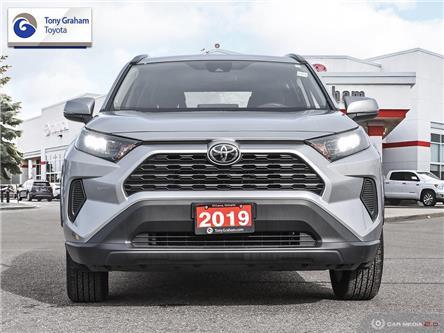 2019 Toyota RAV4 LE (Stk: U9201) in Ottawa - Image 2 of 27