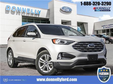 2019 Ford Edge SEL (Stk: PLDUR6314) in Ottawa - Image 1 of 28