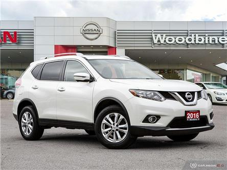 2016 Nissan Rogue SV (Stk: P7520) in Etobicoke - Image 1 of 26