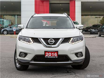 2016 Nissan Rogue SV (Stk: P7520) in Etobicoke - Image 2 of 26