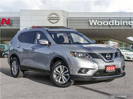 2016 Nissan Rogue SV (Stk: P7535) in Etobicoke - Image 1 of 20