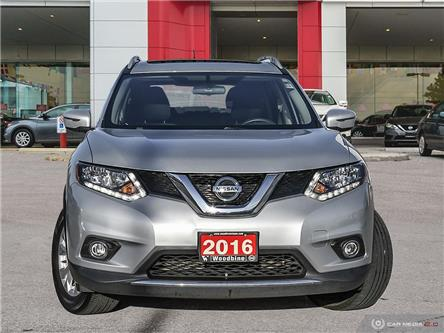 2016 Nissan Rogue SV (Stk: P7535) in Etobicoke - Image 2 of 20