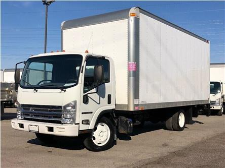 2015 Isuzu NRR Used 2015 Isuzu 20' Body Tailgate Loader (Stk: ST302166T) in Toronto - Image 1 of 19