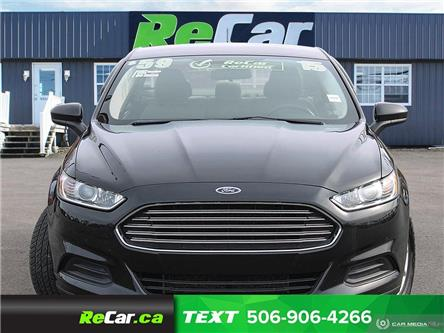 2015 Ford Fusion S (Stk: 191115A) in Saint John - Image 2 of 23