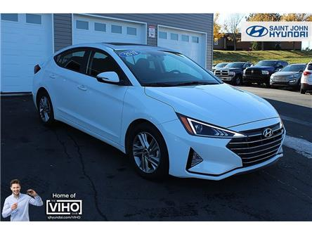 2019 Hyundai Elantra  (Stk: U2363) in Saint John - Image 1 of 20