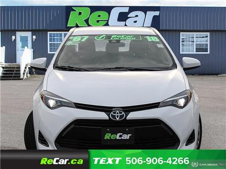 2018 Toyota Corolla LE (Stk: 191171A) in Fredericton - Image 2 of 22