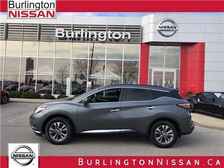2015 Nissan Murano S (Stk: A6835) in Burlington - Image 1 of 18