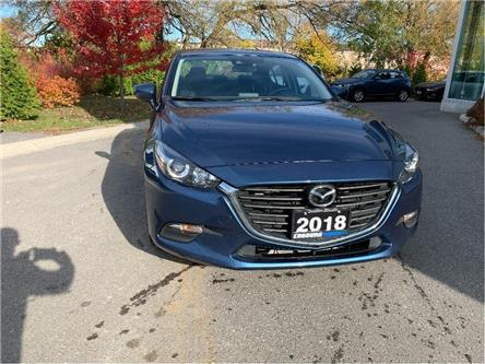 2018 Mazda Mazda3 GS (Stk: U0420) in Cobourg - Image 2 of 11