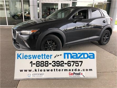 2017 Mazda CX-3 GS (Stk: 35822A) in Kitchener - Image 1 of 28
